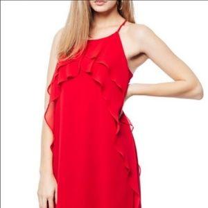 BCBGeneration NWT red dress